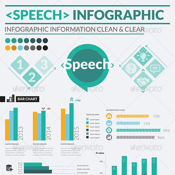 Speech Infographic