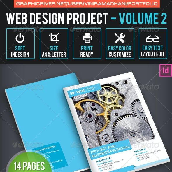 Web Design Project | Volume 2