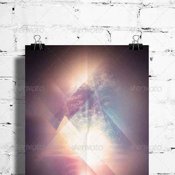 Futuristic Flyer / Poster Vol. 01