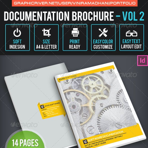 Documentation Brochure   Volume 2