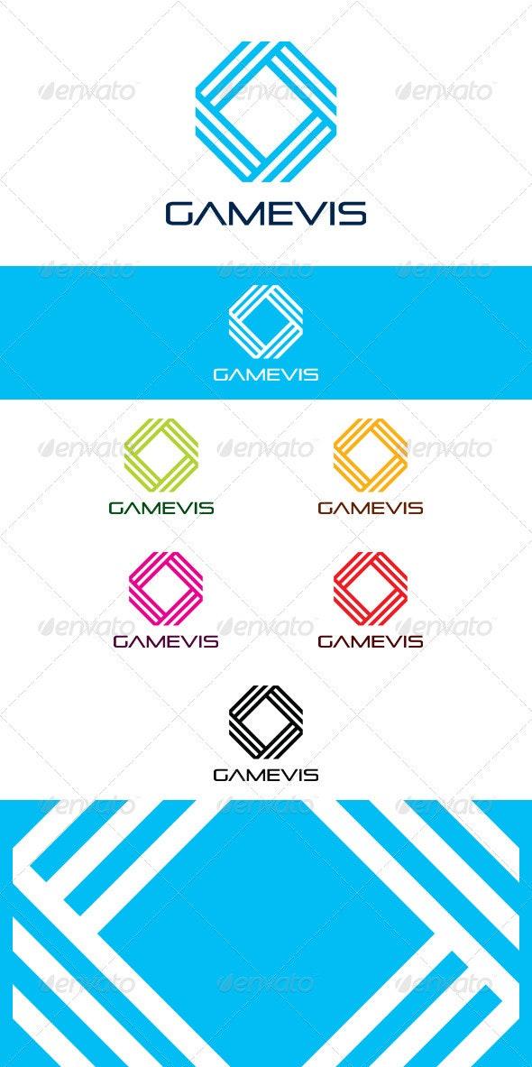 Gamevis - Abstract Logo Templates