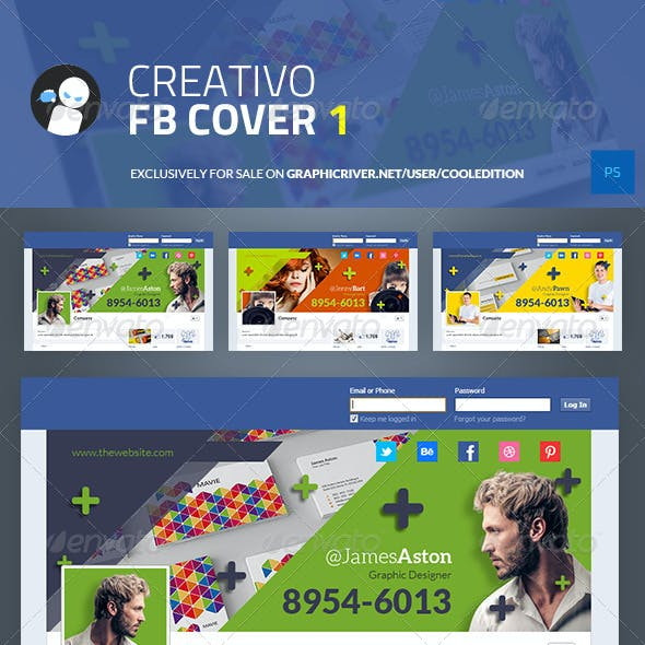 Creativo Facebook Cover 1