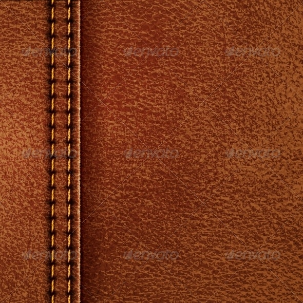 Leather Texture - Abstract Conceptual