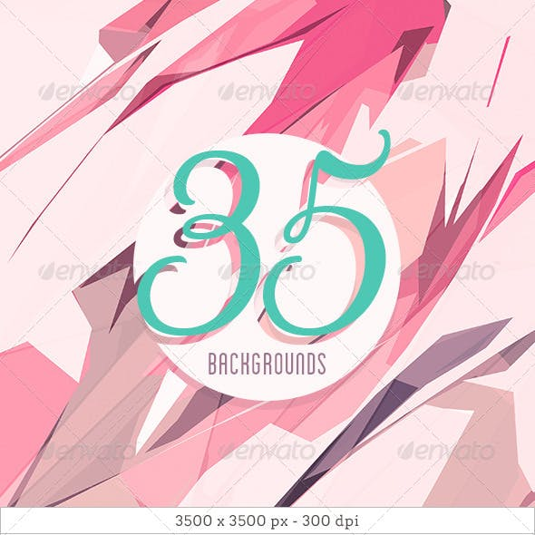 35 Colorful Abstract Backgrounds