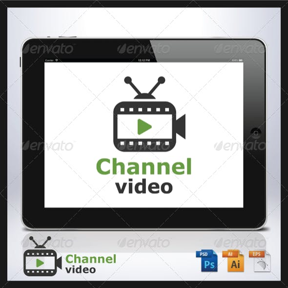 Channel Video Logo
