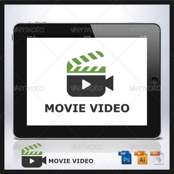 Movie Video Logo