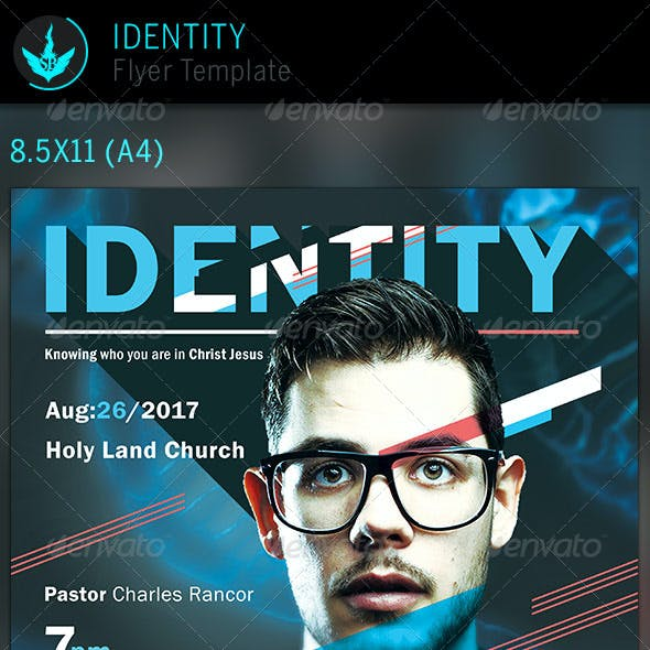 Identity: Church Flyer Template