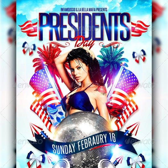 Presidents Day 1