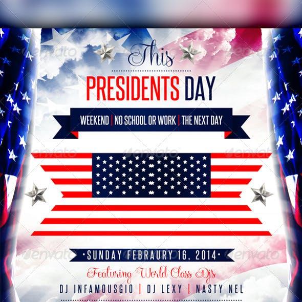 Presidents Day 2