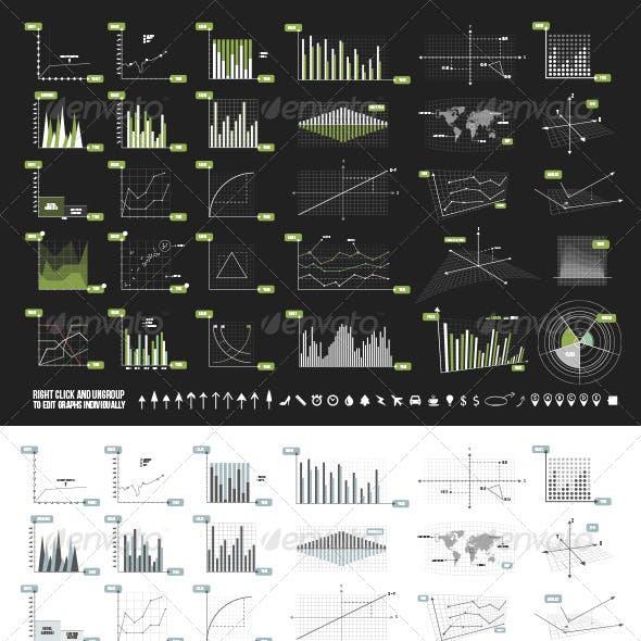 Graphs & Elements