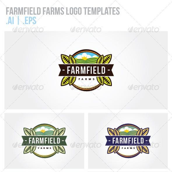 Farms Logo Template