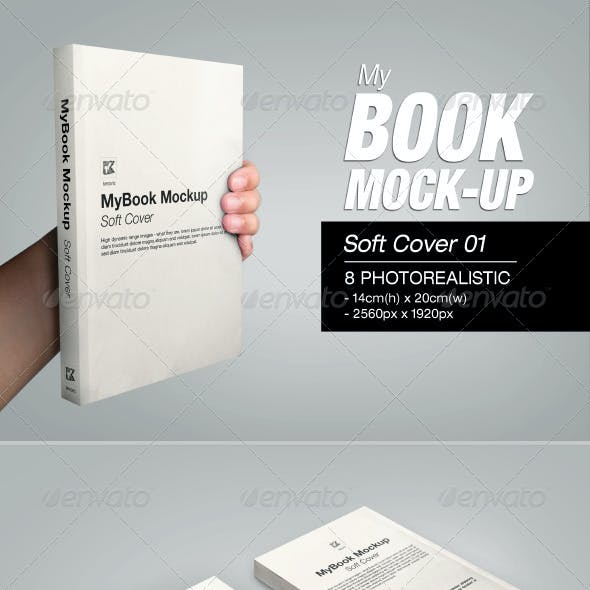 Soft Cover 01 Mock-up