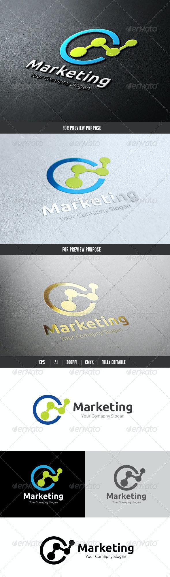 Marketing Logo - Abstract Logo Templates