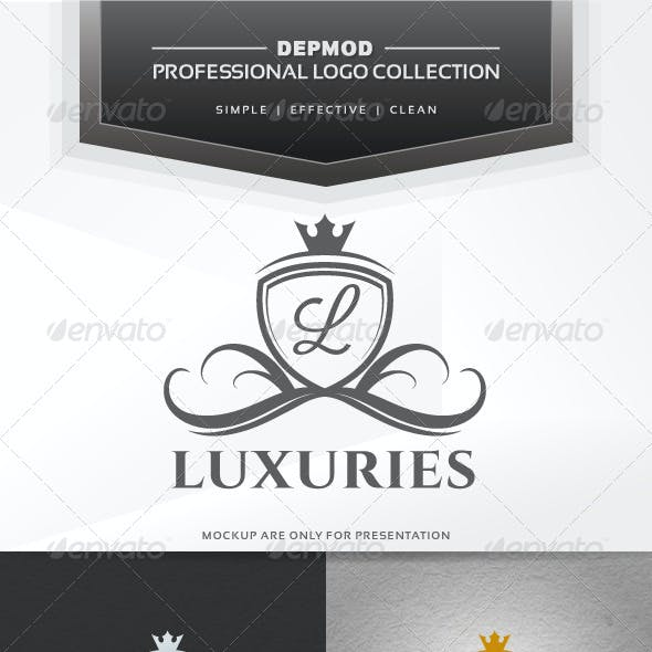 Luxuries V.02 Logo