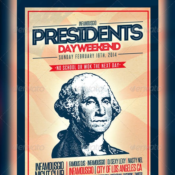 Presidents Day 5