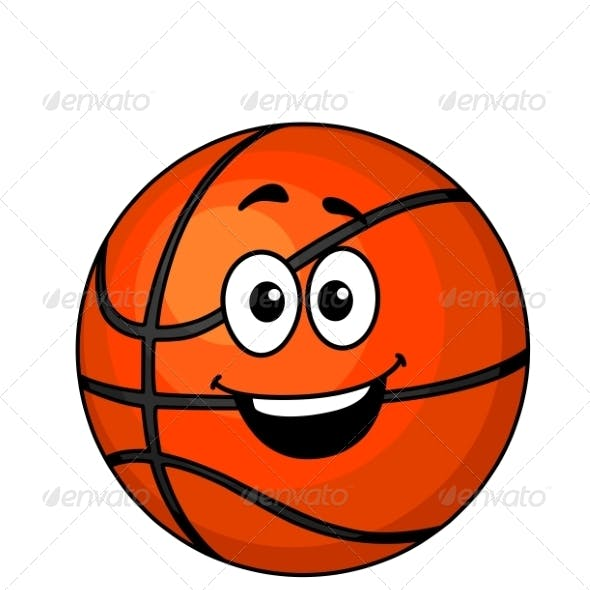 Cartoon BasketBall