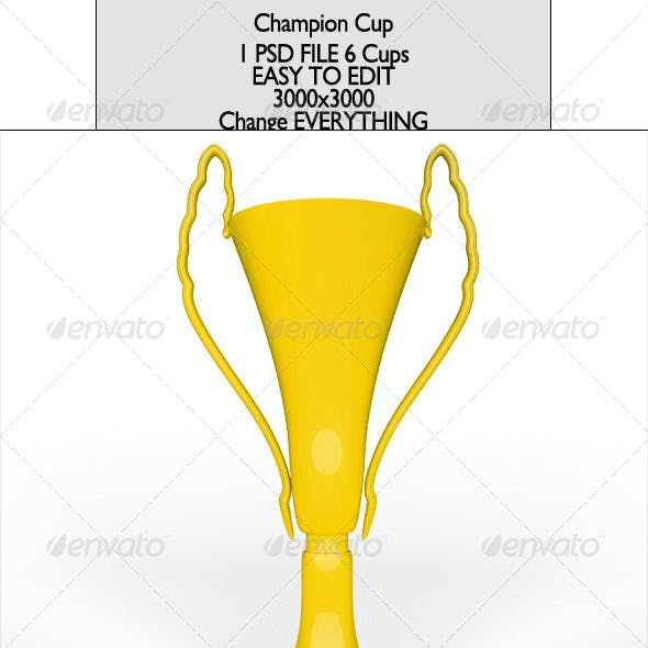Champion Cup Pack