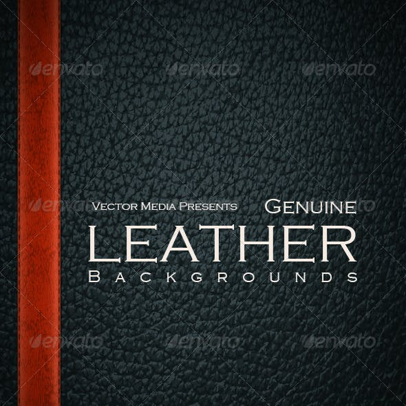 Genuine Leather - Backgrounds