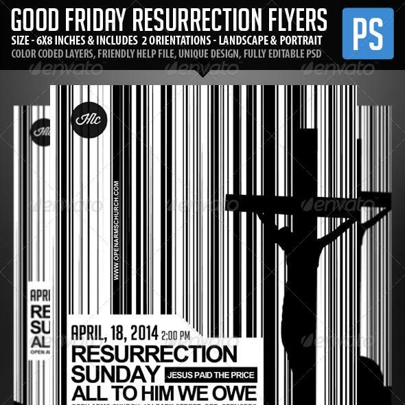 Church/Christian Themed Poster/Flyer Vol.1
