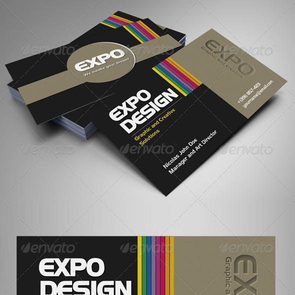 Expo Business Card