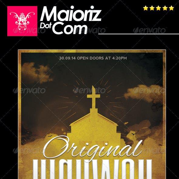 Original Highway Cristian Flyer