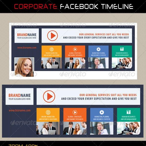 Corporate Facebook Timeline 10