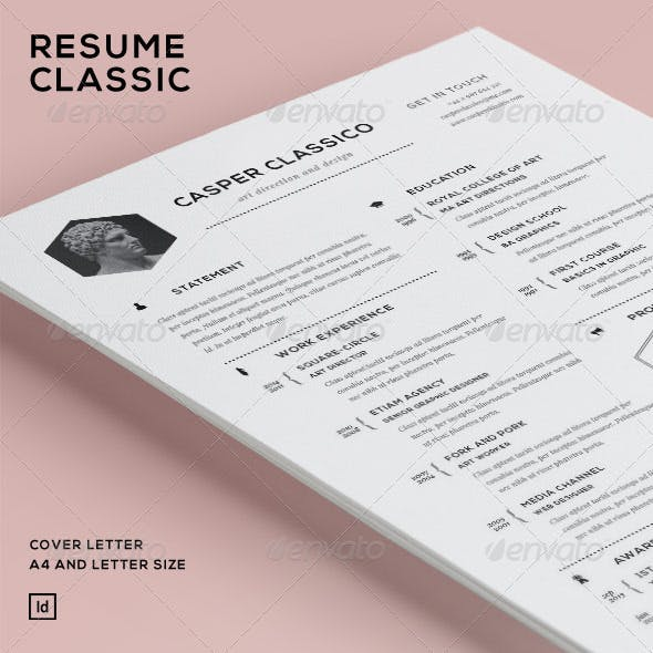 Resume Classic