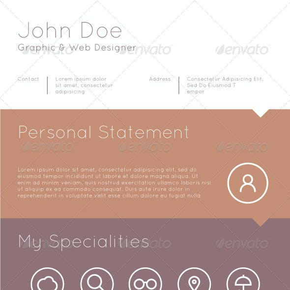 Template for Your Resume
