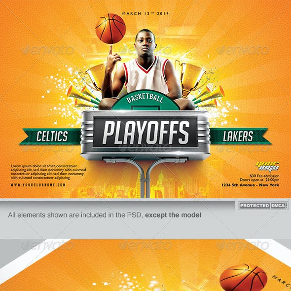 basketball flyer psd basketball and psd sporting event flyer templates
