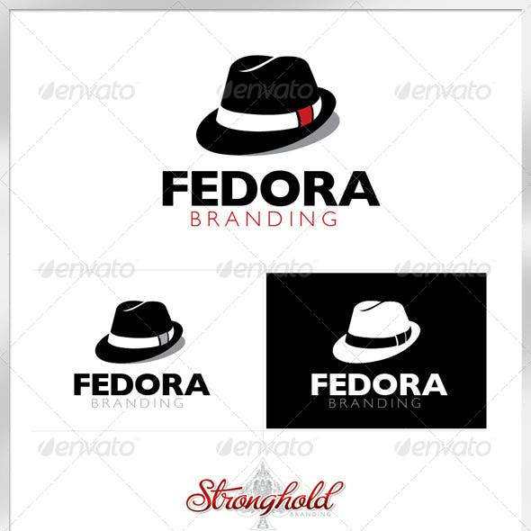 Fedora Logo Brand Template