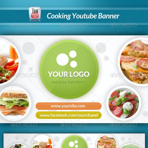 Cooking Channel Graphics, Designs & Templates from GraphicRiver
