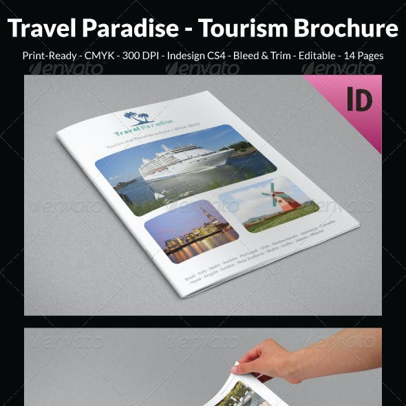 Travel Paradise - Tourism Brochure