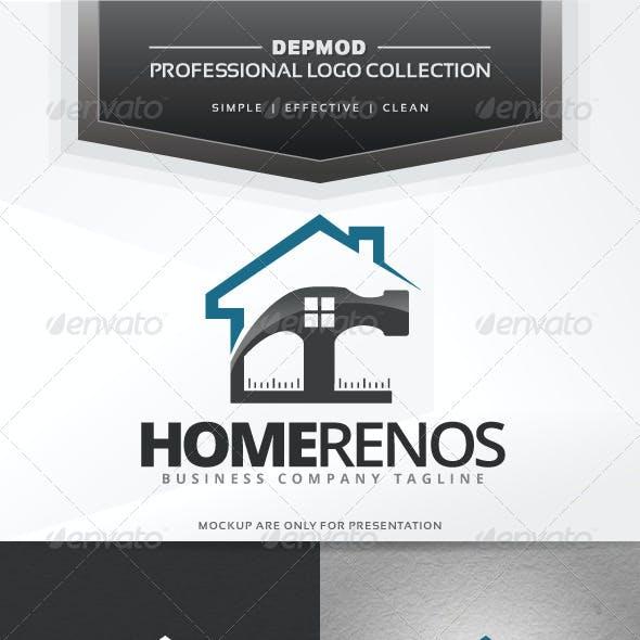Home Renos Logo