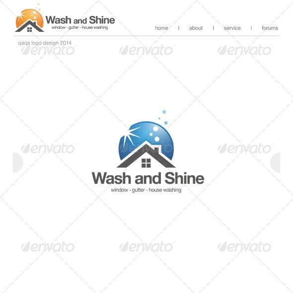 House Washing Logo