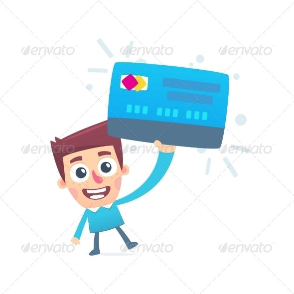 Everyone has a debit card