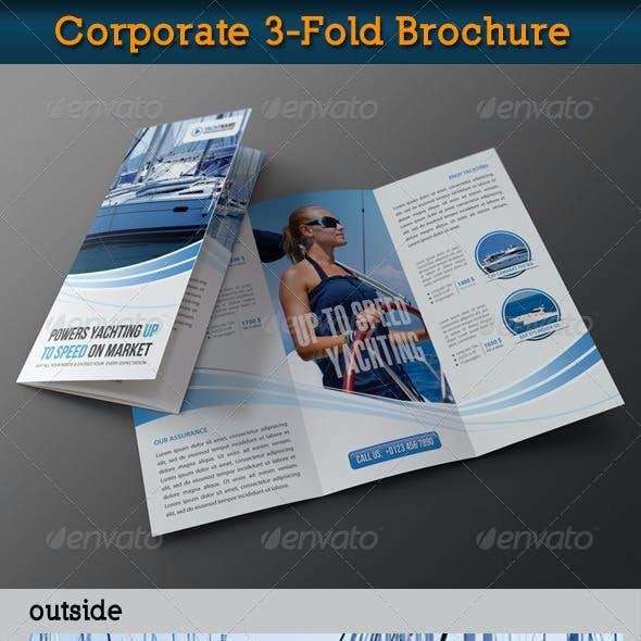 Corporate 3-Fold Brochure 24
