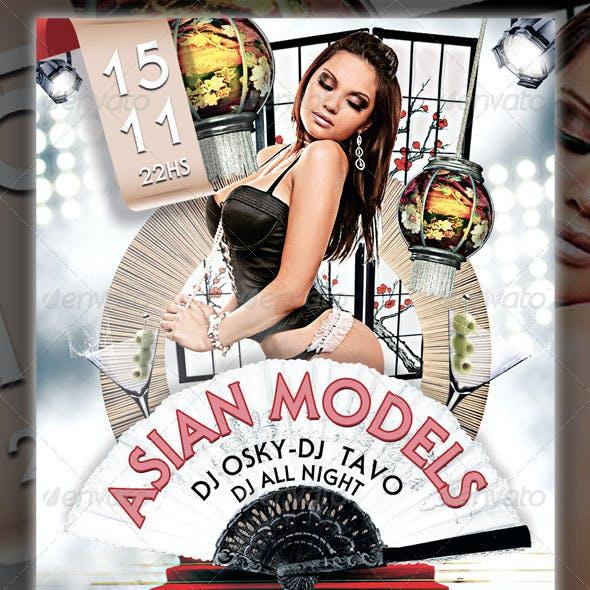 Asian Models III