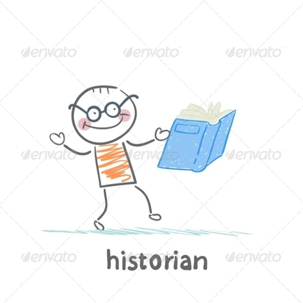 Historian Book Readers