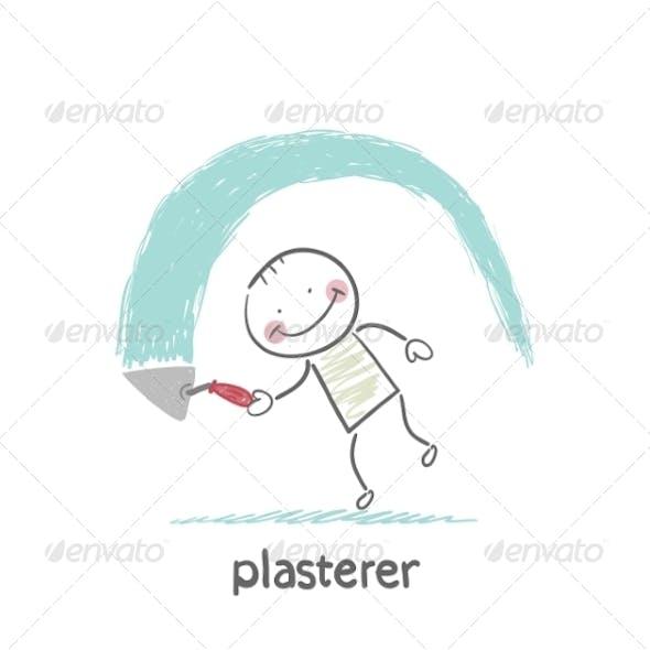 Plasterer Works