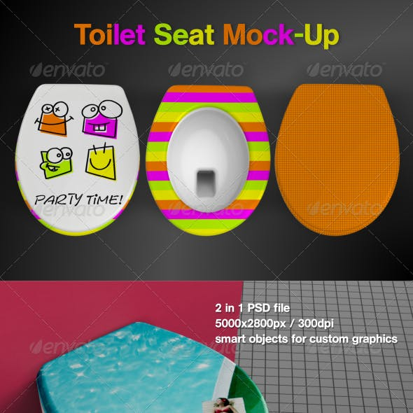 Toilet Seat Mock-Up
