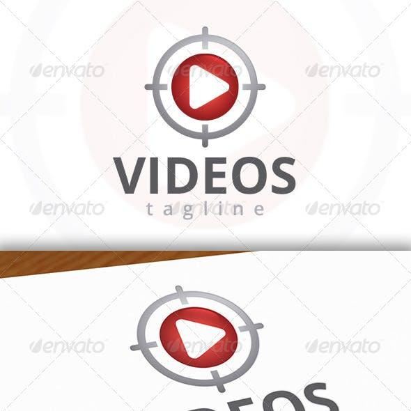 Video Target Logo