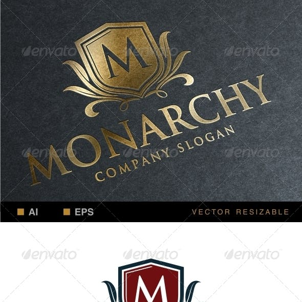 Monarchy Logo Template