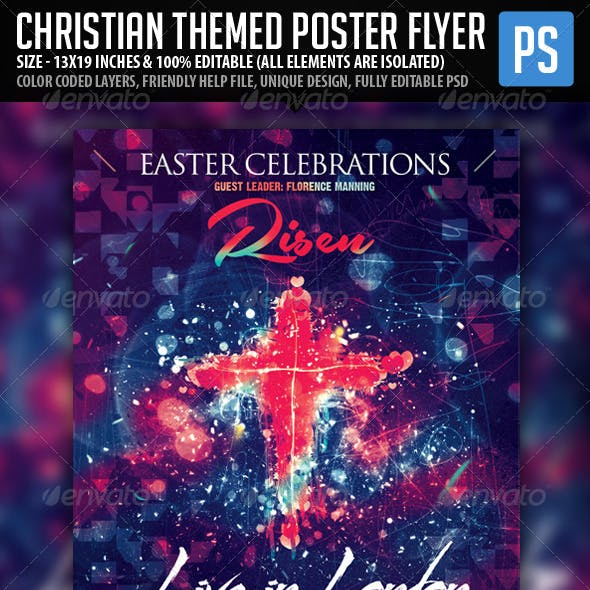 Church/Christian Themed Poster