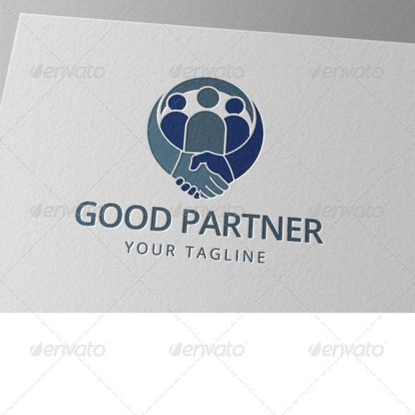 Good Partner Logo