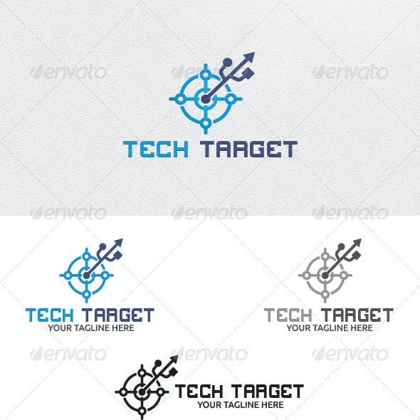 Tech Target - Logo Template