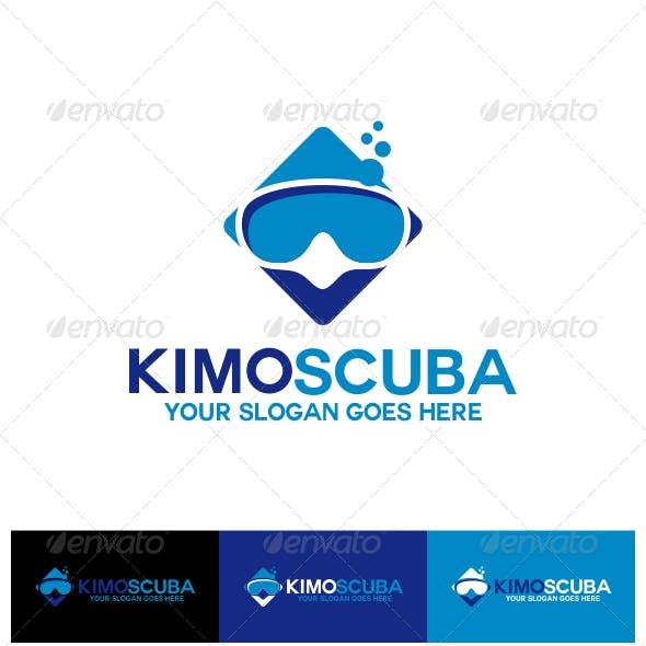 Kimo Scuba Logo Template