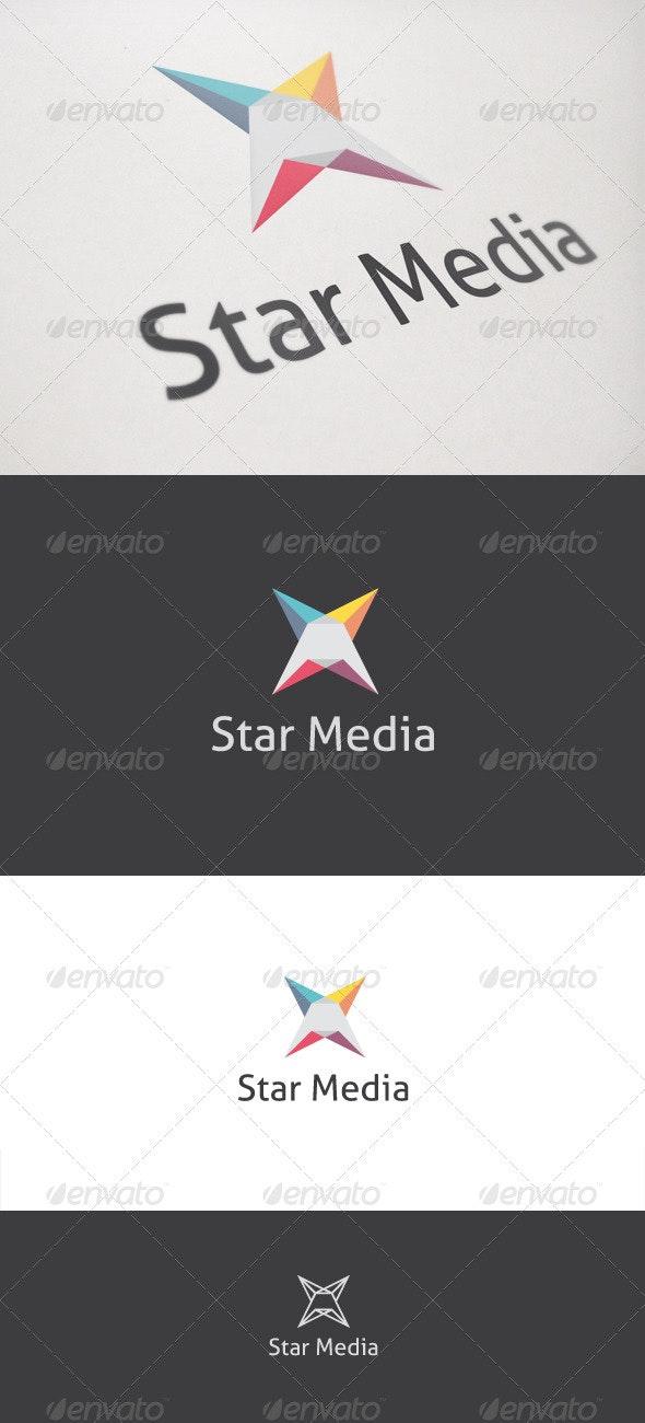 Star Media - Symbols Logo Templates