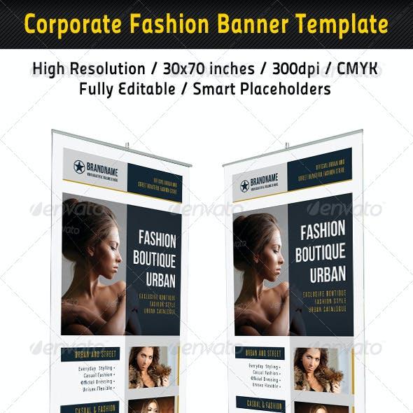 Fashion Multipurpose Banner Template 32