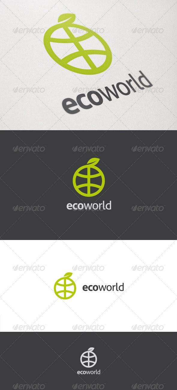 Eco World - Nature Logo Templates
