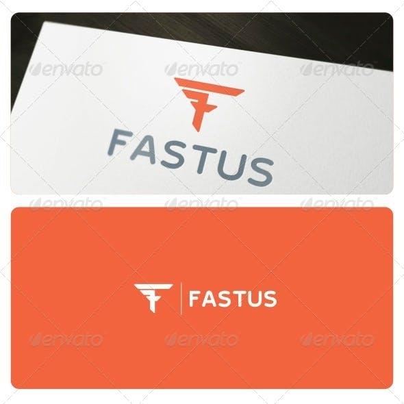 Fastus Logo Template